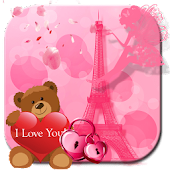 APK App Launcher Eiffel Ted Wallpaper for BB, BlackBerry