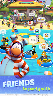Club Penguin Island for pc