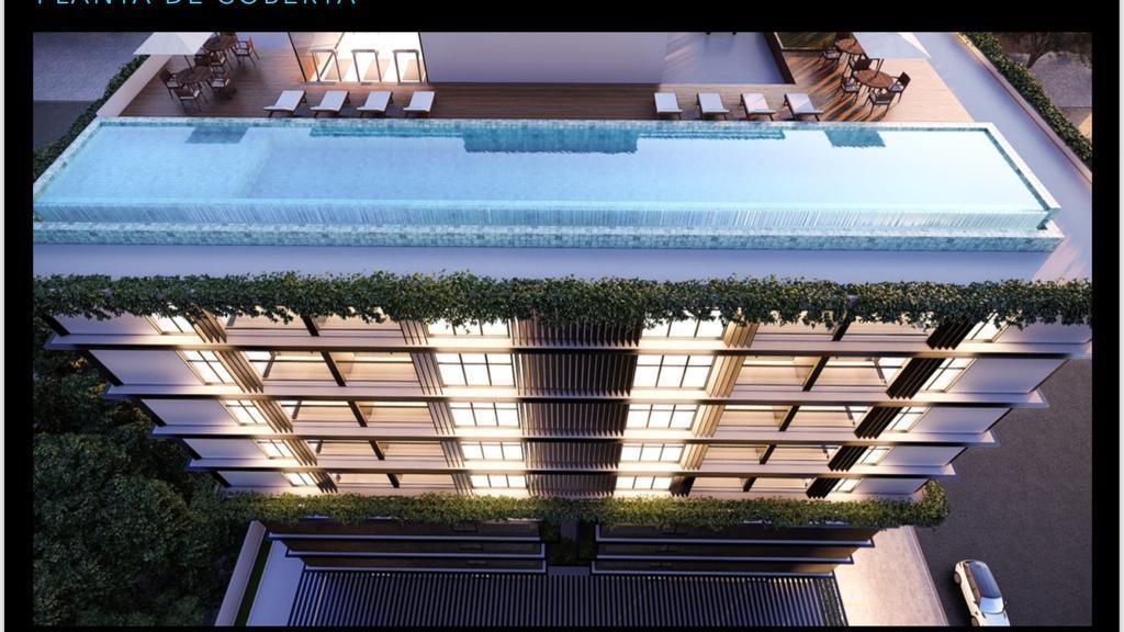 Apartamento com 1 dormitório à venda, 15 m² por R$ 160.000 - Tambaú - João Pessoa/PB