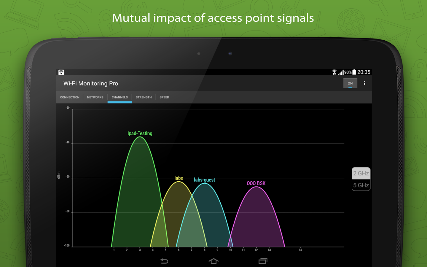 WiFi Monitor Pro Screenshot 7