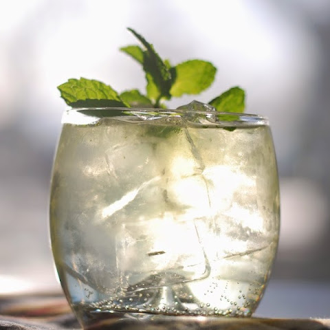 SWEETENED MINT LIME RICKEY