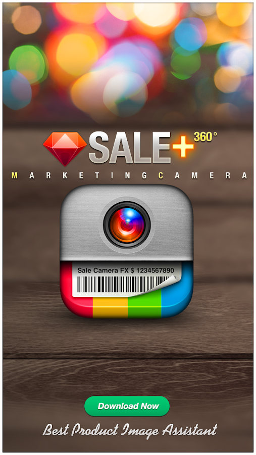SALE 360 - Camera Photo Editor Screenshot 5