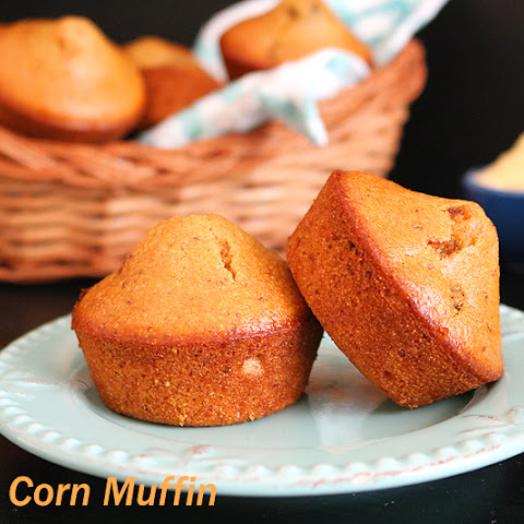 Raisin Corn Muffin