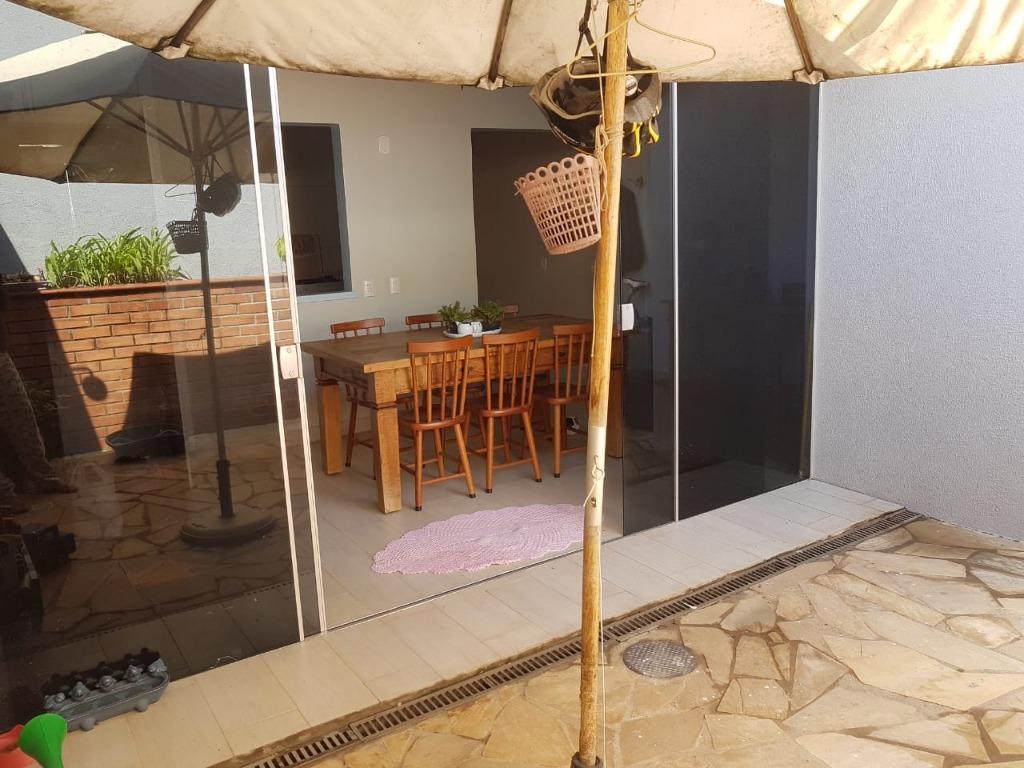 Casa com 2 dormitórios à venda, 68 m² por R$ 271.000,00 - Villa Flora - Sumaré/SP