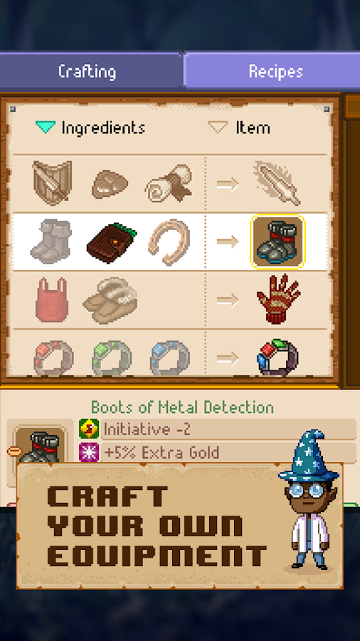 Knights of Pen & Paper 2 Screenshot 2