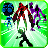 Download Galaxy Hero Ben Alien APK on PC