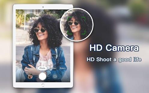 Professional HD Camera with Beauty Camera