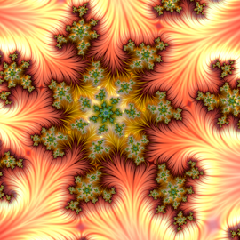 by Cassy 67 - Illustration Abstract & Patterns ( swirl, digital art, fractal art, fractal, digital, flower )