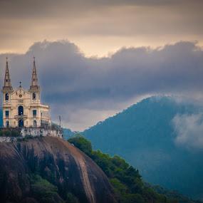 Penha by Marcos Lamas - Buildings & Architecture Public & Historical ( rio de janeiro, marcos lamas ©, igreja,  )