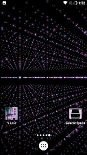 Galaktische Funken Live Wallpaper android apps download