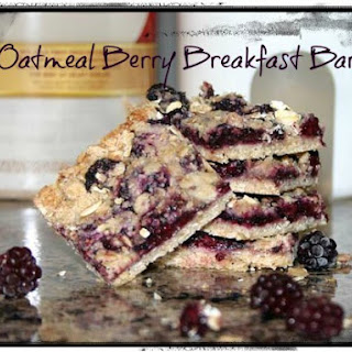 Oatmeal Berry Breakfast Bars