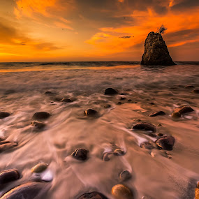 by Zahir Mohd - Landscapes Waterscapes