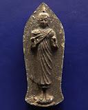1.พระพุทธนราวันตบพิธ ผสมผงจิตรลดา+เส้นพระเจ้า (เส้นพระเกศาในหลวง) หลัง ภปร. พร้อมกล่องเดิม