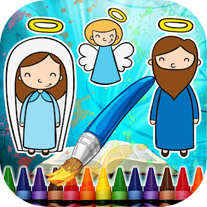 Coloring Book Bible