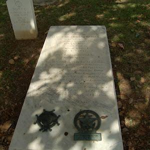 To theMemory ofGenl. Philemon Thomaswho was bornin Orange County, VA.Feb. 9th, 1763and diedIn Baton Rouge La.Nov. 18th, 1847. He was a soldier of the