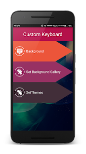 My photo Keyboard Themes- screenshot