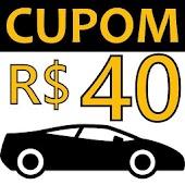 Cupom Grátis (Uber Cabify)*