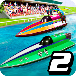 Speed Boat Racing 2 For PC / Windows 7/8/10 / Mac – Free Download