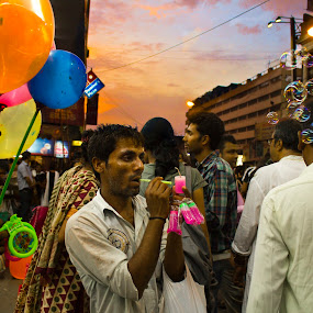 Crowd by Snehasis Daschakraborty - People Street & Candids ( festival, crowd )