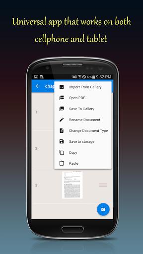 Fast Scanner : Free PDF Scan screenshot 5