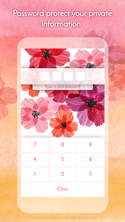Period Calendar, Cycle Tracker Screenshot 3