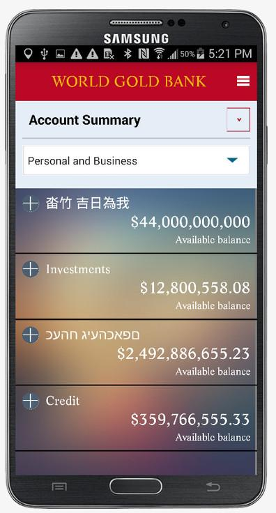 Fake Bank Check/Cheque Pro Screenshot 5