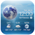 Daily&Hourly weather forecast APK for Bluestacks