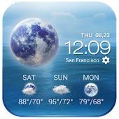 Download Daily&Hourly weather forecast APK on PC