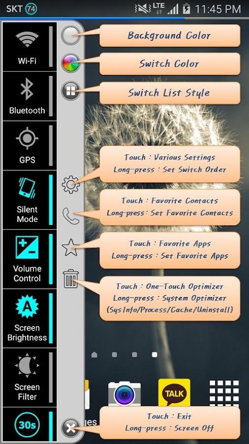 Smart Switch Anywhere PRO Screenshot 1