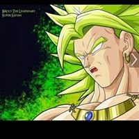 Broly Supersayian