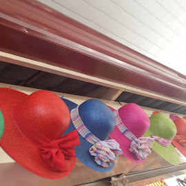Buri Hats by Lilet Santos - Artistic Objects Clothing & Accessories ( lrs03 )