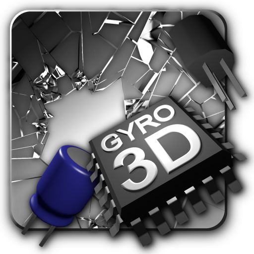 Cracked Screen 3D Parallax HD (app)