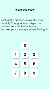 Memory Booster - Brain Games - screenshot