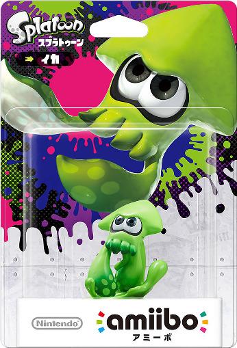Inkling Squid packaged (thumbnail) - Splatoon series