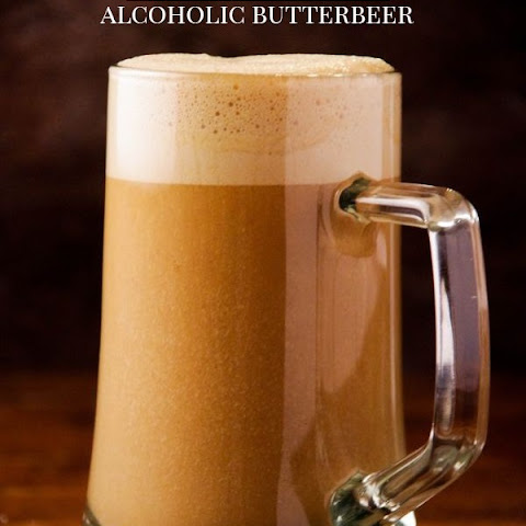 Harry Potter Alcoholic Butterbeer