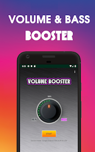Volume Booster HQ - Take your volume to the max for pc