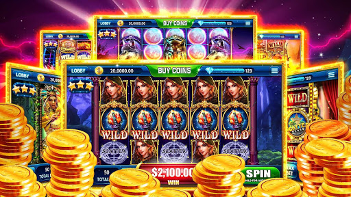 Slots - DoubleWin Casino - screenshot