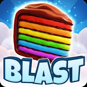 Cookie Jam Blast For PC