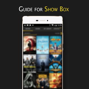 App Guide for Show Movie Box HD APK for Kindle