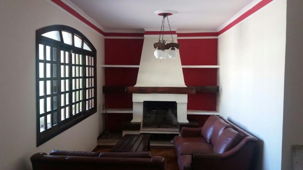 Sobrado de 4 dormitórios à venda em Conjunto Habitacional São Sebastião, Mogi Das Cruzes - SP