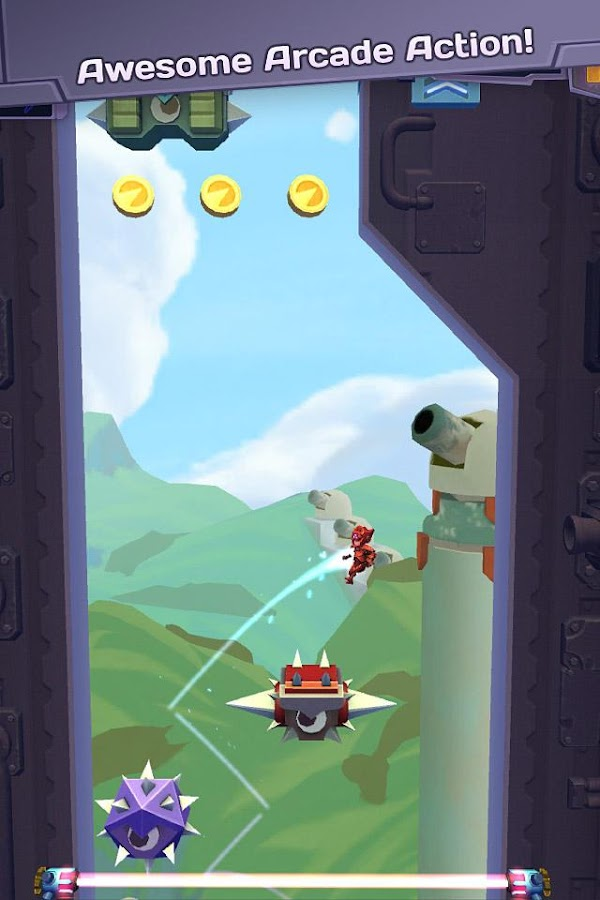 Dash Masters Screenshot