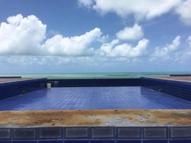 2 dormitórios, 30 metros da Praia de Carapibus