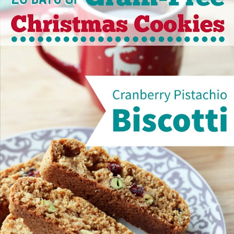 Honey Pistachio Biscotti Recipes | Yummly