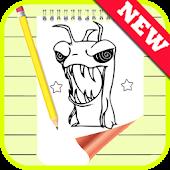 App Coloring Apps for Slugterra Slug Fans APK for Windows Phone