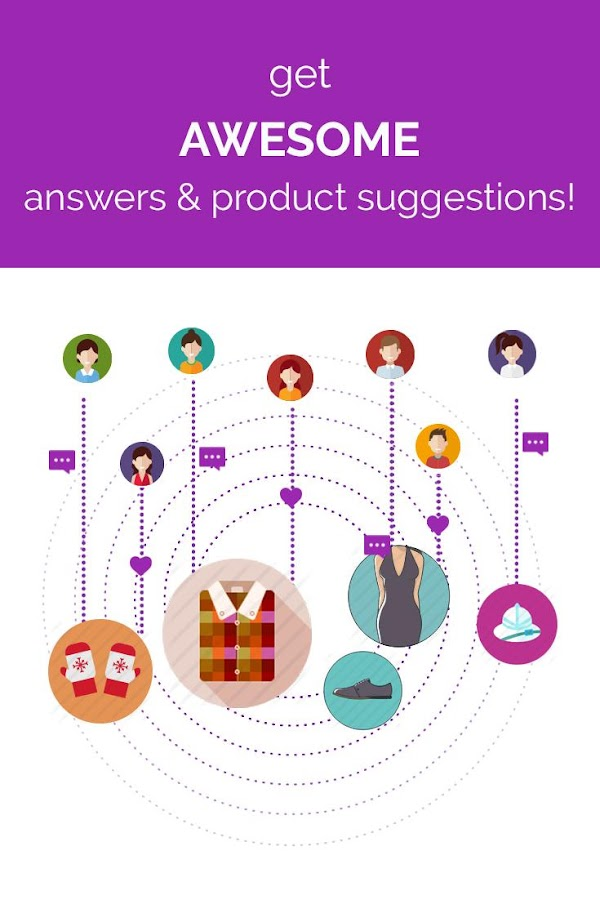 mishTag: Ask anything shopping Screenshot 2