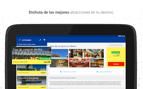 Download Despegar.com Hoteles y Vuelos APK for Android Kitkat