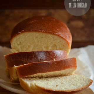 WHITE BREAD / SWEET MILK BREAD