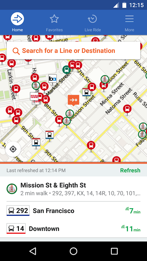 Transit Directions by Moovit Screenshot 7