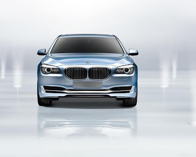 Wallpaper Of BMW7seriesActiveH - screenshot