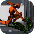 Street Robot Fighting HD 3D APK for Bluestacks